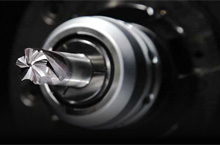 Kennametal Carbide Endmills for Hard Steels