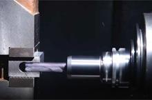 Kennametal Carbide Flat Bottom Drills