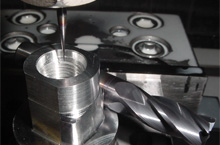 Kennametal Micro Carbide Endmills