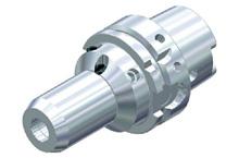 Kennametal Erickson HSK63A Hydraulic Tooling